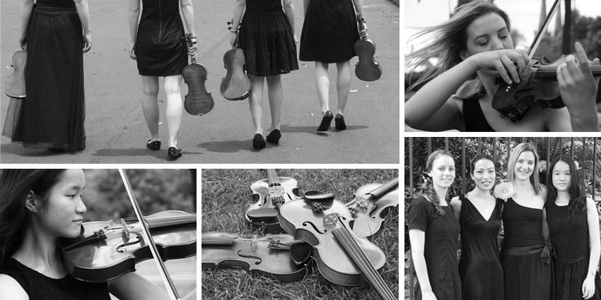 Lilium String Quartet - Melbourne, Australia