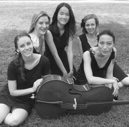 Lilium String Quartet - Melbourne